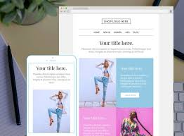 Weekly Newsletter Template Stunning Mailchimp Template Email Template Email Newsletter Template Etsy