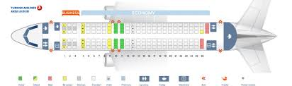 Frontier Airlines Seating Chart Airbus A320 Turkish Airlines Fleet Airbus A320 200 Details And Pictures