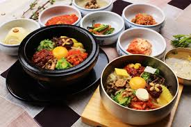 Image result for korean food bibimbap