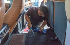 interior cleaning of your car