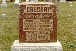 John T Gregory (1834-1909) - Find A Grave Memorial