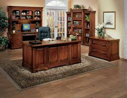 Furniture,Retro Home Office Workstations Furniture Teak Wood Material Office  Table And Taek Wood Book Shelves Also Antique Teak Wood Computer Desk Plus  Wood ...