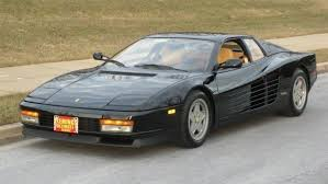 Ferrari Testarossa Ferrari Testarossa For Sale To Buy