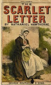 Scarlet Letter Book Cover Book Detail The Scarlet Letter