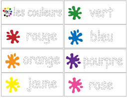French Colors Worksheet Free Worksheets Library   Download and ...
