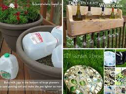 22 diy gardening projects that you can