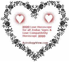 Love Horoscope 2020 Love Astrology 2020 Your Love