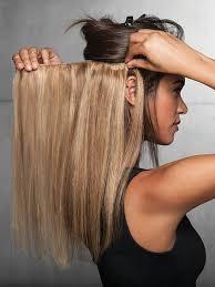 Comment Mettre Poser Extensions Cheveux à Clip