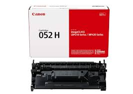 Canon Genuine Toner Cartridge 052 Black High Capacity 2200c001 1 Pack For Canon Imageclass Mf429dw Mf426dw Mf424dw Lbp215dw Lbp214dw Laser