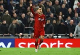 Liverpool 2, tottenham hotspur 1. Tottenham 0 1 Liverpool Highlights Firmino Wins It For Reds Sportstar