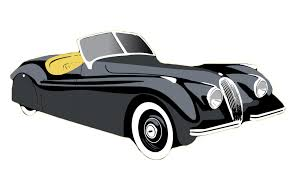 Black Classic Car Clipart Cliparts And Others Art Inspiration