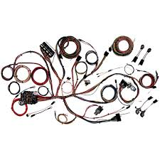 american autowire 510125 mustang complete wiring harness classic Wire Harness Assembly at Aaw Wire Harness