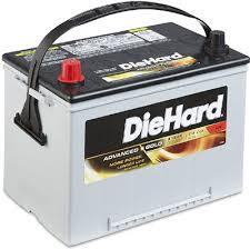 Diehard 38232 Advanced Gold Agm Group 34 Battery