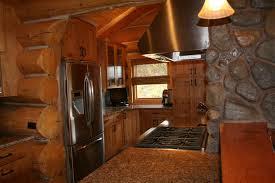 log cabin kitchens best log kitchen cabin thraam com