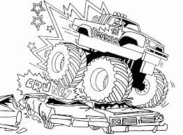 monster truck coloring pages. Delighful Pages Monster Truck Coloring Pages For Kids Color Page Free  Printable Trucks To Monster Truck Coloring Pages O