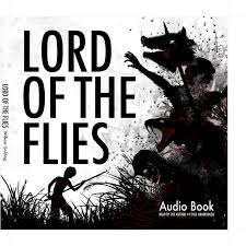 by tommypocket design lord of the flies audio book cover andrew bannecker graphic