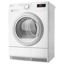 electrolux 5 5kg sensor dry cloth dryer. clothes dryers electrolux 5 5kg sensor dry cloth dryer e