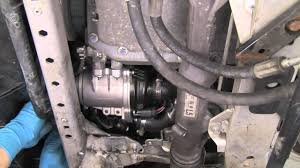diy water pump thermostat replacement 2007 335i w automatic transmission