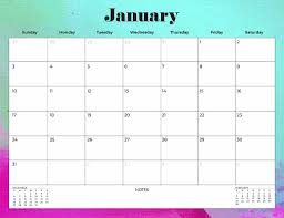 Everything you need to design a printable calendar for work or home. Free 2021 Calendars 75 Beautiful Designs To Choose From