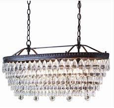 upc 848566020267 image for allen roth crystal chandelier light oil rubbed bronze dining decor