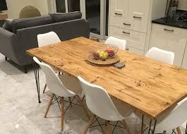 Hairpin dining table Nepinetwork Hairpin Dining Table Rustic Dining Table Hairpin Leg Kitchen Table Industrial Hairpin Legs Dining Table All Bilberry Furniture Rustic Dining Table Hairpin Legs Industrial Scandi Style Kitchen
