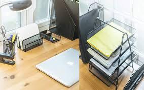 Office desk photo Build Your Own Coolofficedeskaccessories2019 Meet Noor Best Office Set For The Desk In 2019 Meet Noor