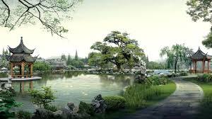 Japanese Garden Japanese Garden Kyoto Hd Desktop Wallpaper Widescreen High Hd