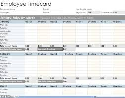 time tracking excel sheet employee monthly timesheet template in employee time tracking
