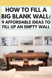 how to fill a big blank wall 9