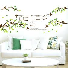 frame wall decal living room wall decals stickers art cabinet hardware room  best living room wall