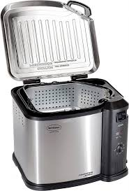 Butterball Electric Fryer Cooking Chart Amazon Lowest Price Butterball Xl Electric Fryer By