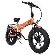 <b>EP</b>-<b>2 500W Folding</b> Electric Mountain Bike