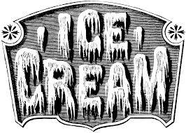 freezer clipart black and white. ice cream freezer clipart black and white e