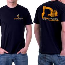 T Shirt Graphic Designers For Hire Playful Bold Business T Shirt Design For A Company By