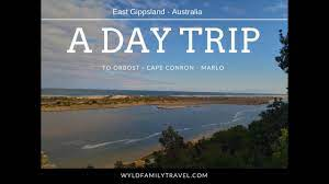 A day trip in East Gippsland Australia ...