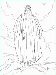 Moses Coloring Pages Great Free Printable Moses Coloring Pages For