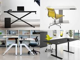 scandinavian office chairs. Standing-desks-four-spaceist-workplace-design-blog-post- Scandinavian Office Chairs