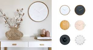 Design A Photo Wall Online 6 Wall Clocks Design To Shop Online Decorate Your Home