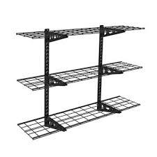 adjustable steel wall shelves
