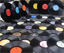 vinyl records 12 15 for art crafting