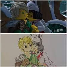 Original and My style anime #ninjago #legoninjago #legoninjagolloyd # ninjagolloyd #ninjagolloydgarmadon #akita #legoni…   Lego ninjago, Lego  ninjago lloyd, Ninjago