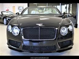 2014 Bentley Continental GT V8 S MULLINER for sale in Naples, FL ...