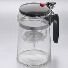 """<b>Чайник заварочный</b> """"<b>Mayer &</b> Boch"""", с клапаном, цвет: черный, 0 ..."""