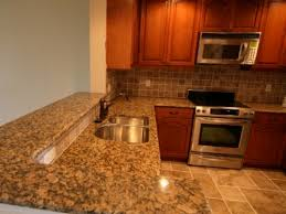 Ideas For Backsplash With Light Colored Granite Countertops