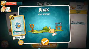 Blues Power Up GIF by Angry Birds - Find & Share on GIPHY