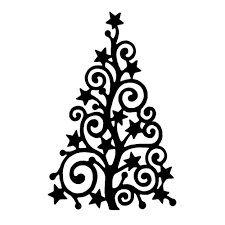 christmas drawing outline. Simple Christmas Christmas Tree Line Drawing 1501007 License Personal Use And Outline O