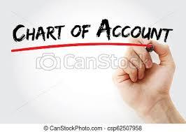 Coa Chart Of Account Acronym