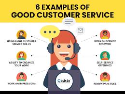 Example Of Best Customer Service Customer Service 6 Examples Of Good Customer Service