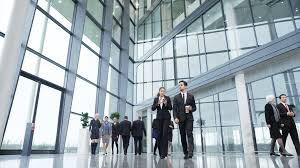 lobby office. Business People Walking In A Crowded Office Lobby Stock Video Footage - VideoBlocks