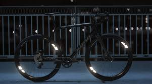 Sticker Light For Cycle Flectr 360 The Bike Wheel Reflector With 360 Degree Visibility